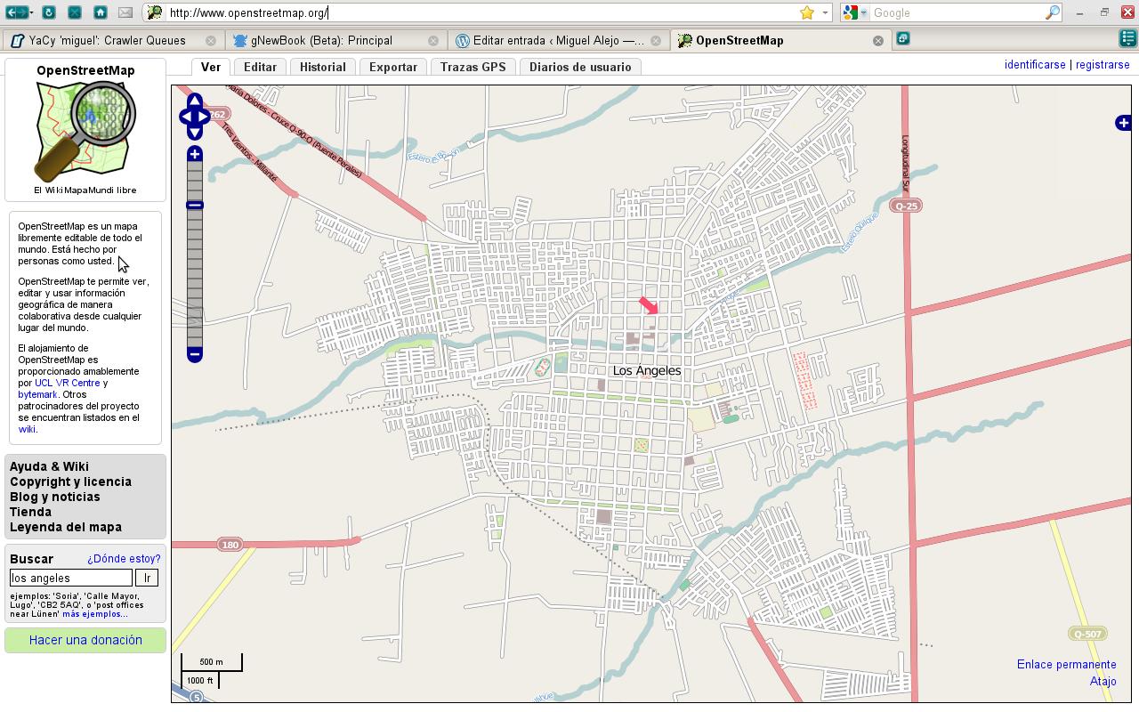 C mo hacer mapas digitales y planos de terrenos usando for Programa para planos online