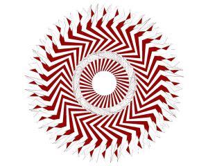Mandala diseño J.L.Soba